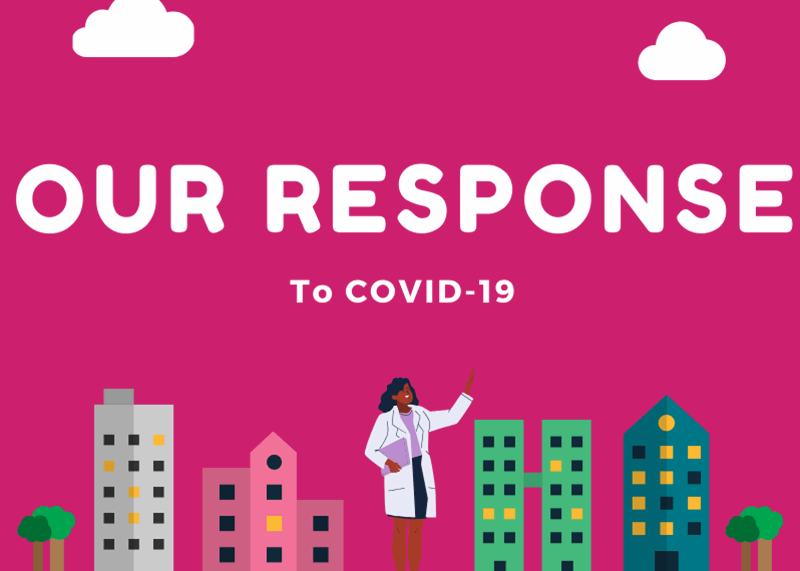 Our Reponse To Covid 19